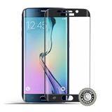 ScreenShield G925 Galaxy S6 Tempered Glass protection (black) - Film for display protection