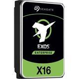 "Seagate HDD Server Exos X16 512E/4KN 3,5"" 16TB 7200RPM 256MB SATA 6Gb/s"