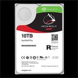 Seagate IronWolf Pro NAS HDD 10TB + Rescue 7200RPM 256MB SATA 6Gbit/s