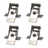 Solight montážne klipy pre inštaláciu LED panelov o rozmere 595x595mm do podhľadov, 4ks