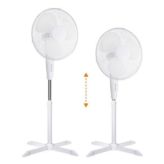 Solight Ventilátor stojanový 40cm