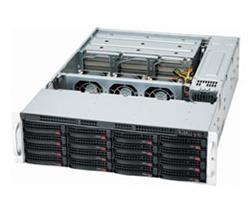 Supermicro® CSE-837E26-RJBOD1 3U storage chassis