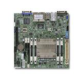 Supermicro MotherboardminiITX MB Atom C2558 4-core (20W TDP), 4x DDR3 ECC SODIMM, 2xSATA3, 4xSATA2,1xPCI-E x8, 4xLAN, IP