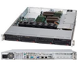 Supermicro® SC813T-441CB 1U chassis