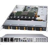 Supermicro Server AMD AS -1114S-WN10RT single AMD EPYC™ 7002-Series 10xNVME 1U rack
