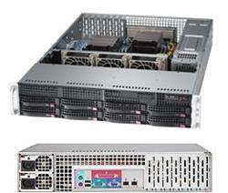 Supermicro Server SYS-6028R-TR 2U DP