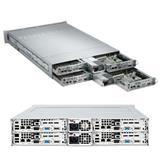 Supermicro® Twin2 AS2022TG-HIBQRF - 8x 12/8Core Opteron 256GB DDR3 1400W Redundant PSU 2U