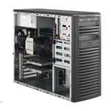 Supermicro Workstation SYS-5039A-I tower SP 2x GigaLAN