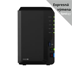 Synology™ DiskStation DS220+ 2x HDD NAS