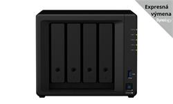 Synology™ DiskStation DS920+ 4x HDD NAS 4k