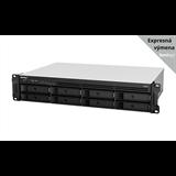 Synology™ RackStation RS1221+ 8x HDD NAS VMware®, Citrix®, Microsoft® Hyper-V®rack 2U