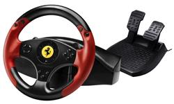 Thrustmaster Sada volantu a pedálov Ferrari Red Legend Edition pre PS3 a PC (4060052)