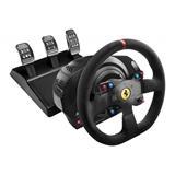 Thrustmaster Sada volantu a pedálov T300 Ferrari 599XX EVO pre PS3, PS4 a PC (4160652)
