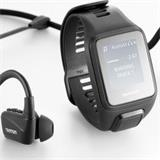 TomTom Spark 3 Cardio + Music + HP BLK (L)