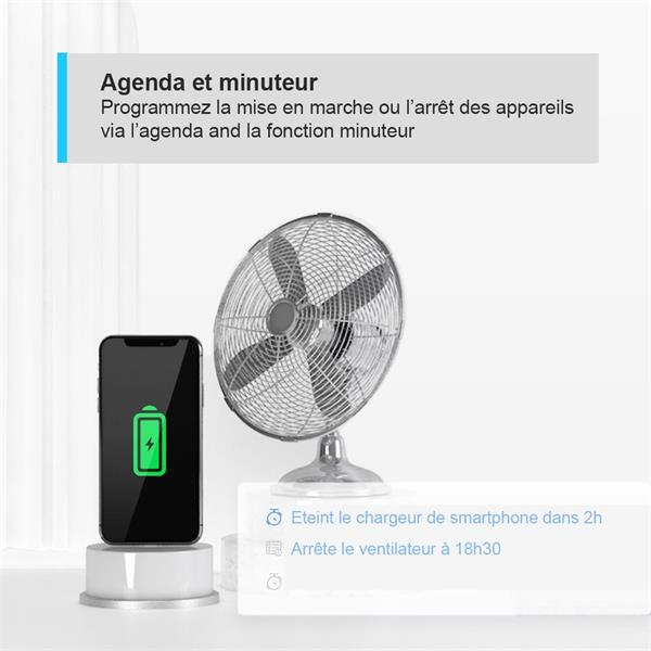 "TP-LINK ""Mini Smart Wi-Fi SocketSPEC: 220-240 V, Max Load 10 A, 50/60 Hz, 2.4 GHz Wi-Fi, Bluetooth 4.2 (onboarding only"