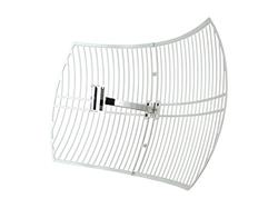TP-LINK TL-ANT2424B 2.4GHz 24dBi Outdoor Grid Antenna, 1 N-type Connector, Point-to-Point Application