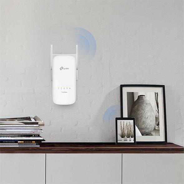 TP-LINK TL-WPA8630KIT AV1300 Powerline Wi-Fi KIT,Qualcomm, AC1350 Wi-Fi, 867Mbps at 5GHz + 450Mbps at 2.4GHz