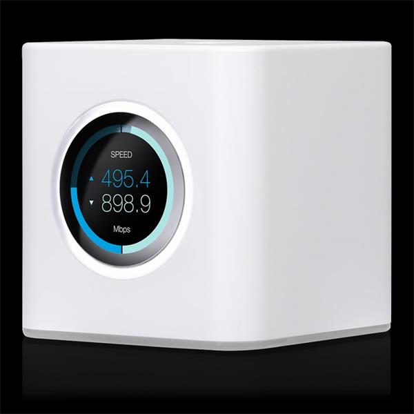 Ubiquiti AmpliFi High Density Home WiFi system s Routerem a 2x Mesh Point