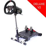 Wheel Stand Pro DELUXE V2 , stojan na volant a pedály pre MadCatz Pro Racing Force Feedback Wheel
