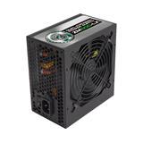 ZALMAN ZM500-LX, zdroj, 500W, 80Plus, ATX12V 2.3, aktívne PFC, 12cm ventilátor