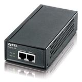 ZyXEL PoE-12-HP, Single-port Power over Ethernet Injector, 802.3at (30W)